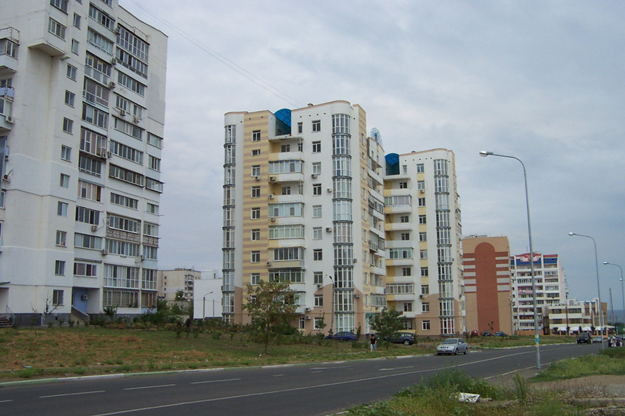 Жилье в Ильичевске