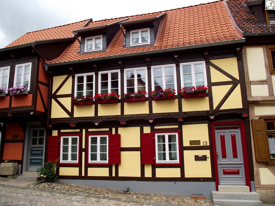 фахверковые дома фото германия