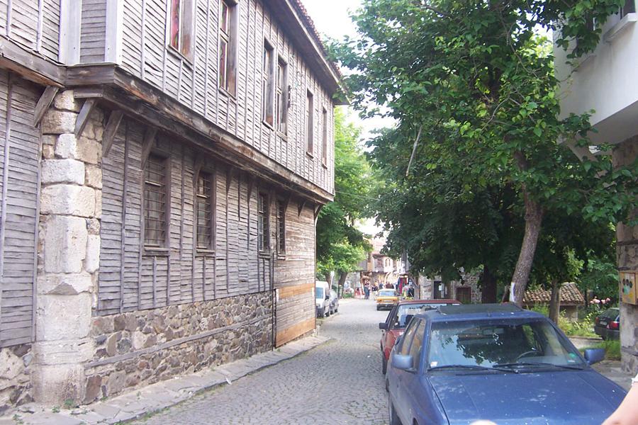 Карта равды болгария с улицами